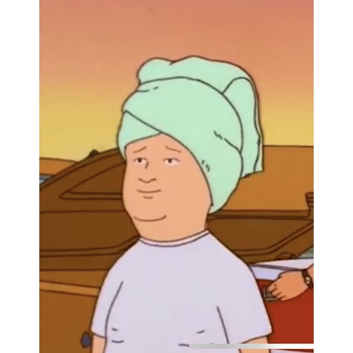 Bobby Hill2 - Sticker 14
