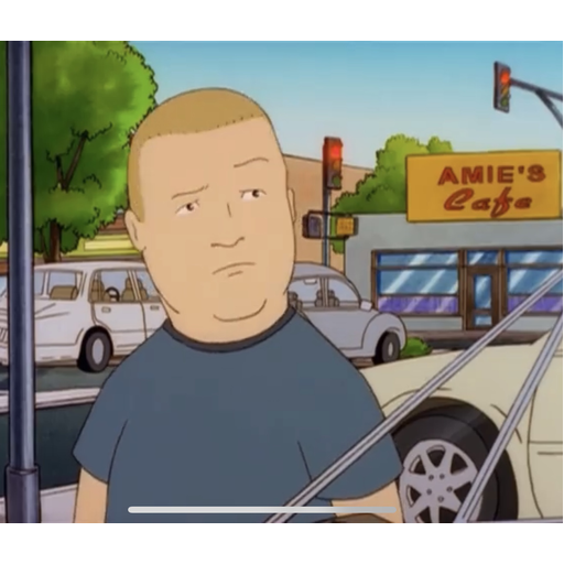 Bobby Hill2 - Sticker 18