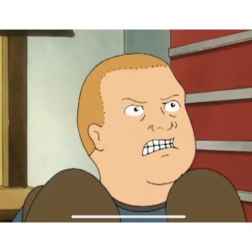 Bobby Hill2 - Sticker 1