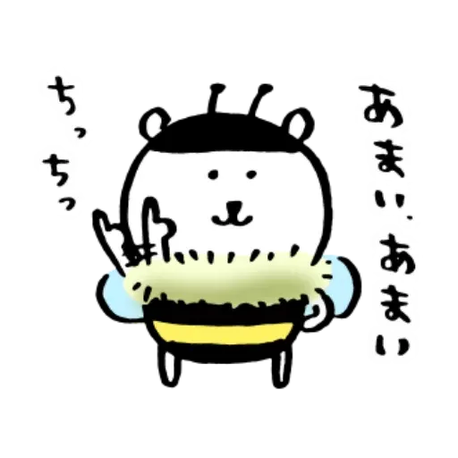 搞笑白熊3 - Sticker 6