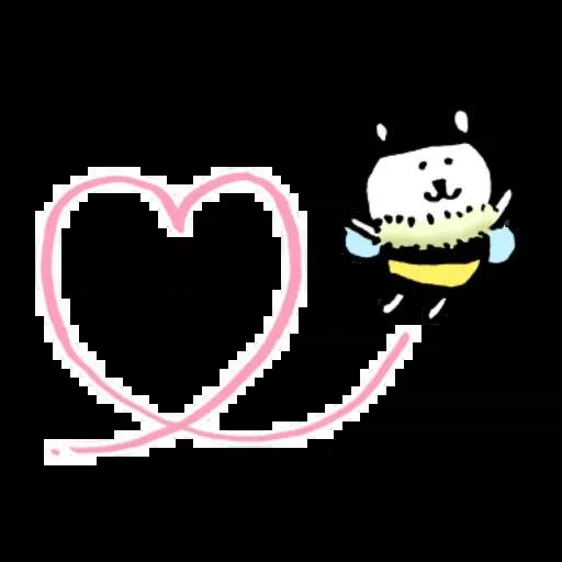 搞笑白熊3 - Sticker 3