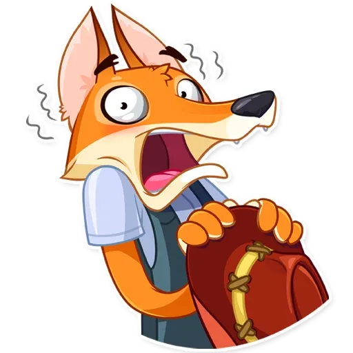 Cowboy Fox - Sticker 4