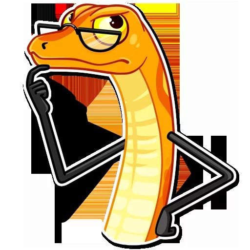 Snake - Sticker 14