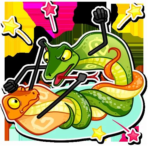 Snake - Sticker 17