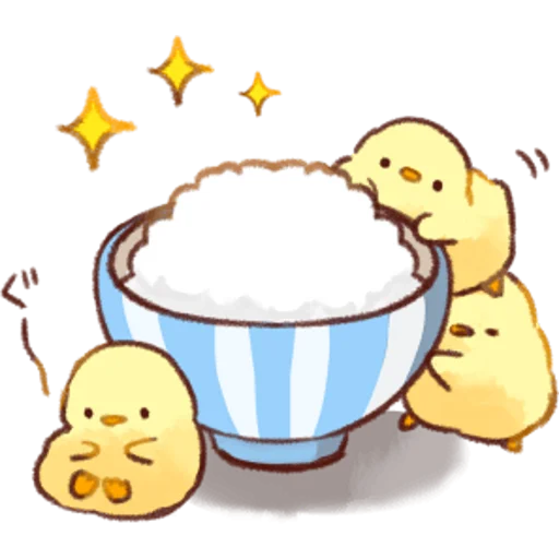soft and cute chick 02 - Sticker 9