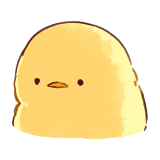 soft and cute chick 02 - Sticker 6