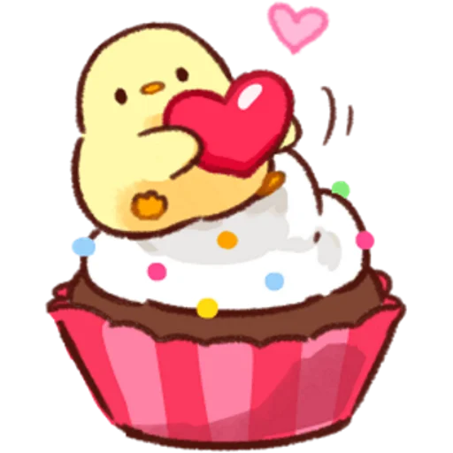 soft and cute chick 02 - Sticker 26