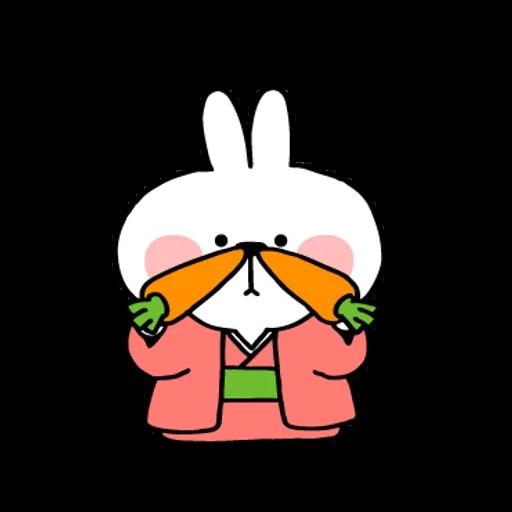 Spoiled rabbit 2019新年版 1 - Sticker 1