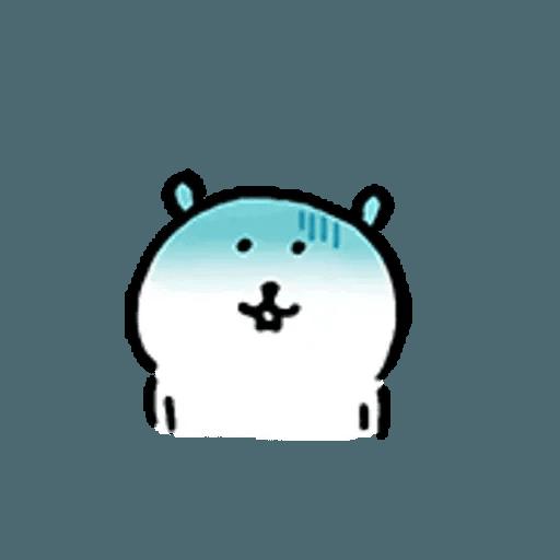 對自己吐嘈的白熊 - Sticker 17