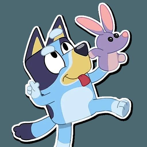 Bluey II - Sticker 11