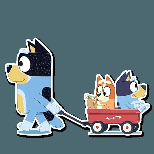 Bluey II - Sticker 26