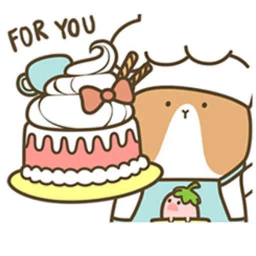 Coffee Rabbit - Sticker 14
