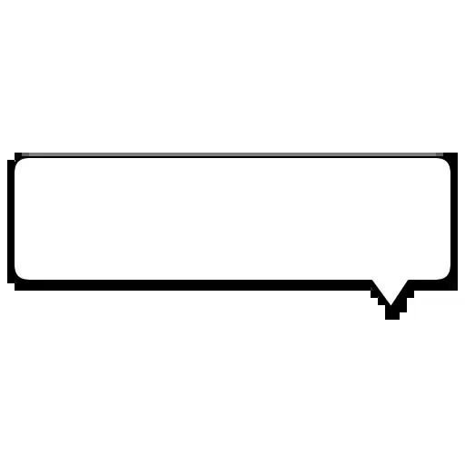 Dialog Clouds - Sticker 13