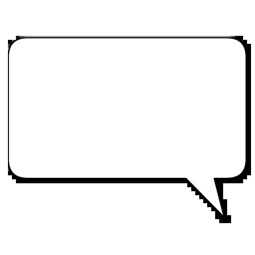 Dialog Clouds - Sticker 9