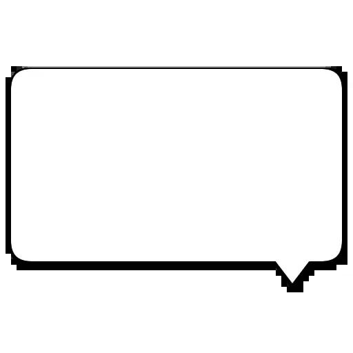 Dialog Clouds - Sticker 10