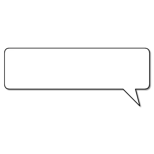 Dialog Clouds - Sticker 12