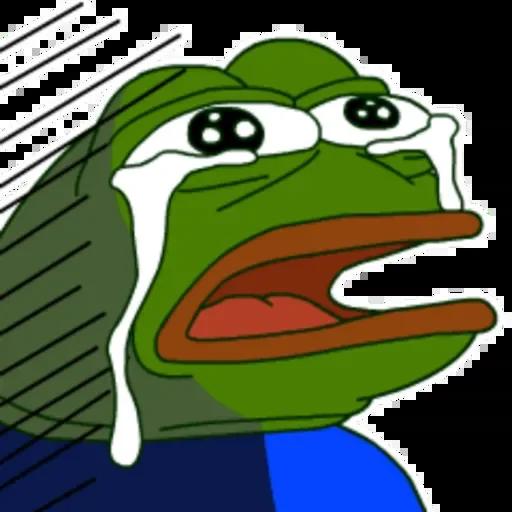 Pepe - Sticker 30