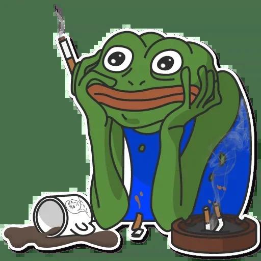 Pepe - Sticker 28