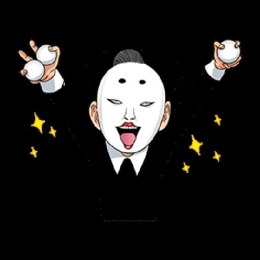 稻中兵團 3.0 - Sticker 8