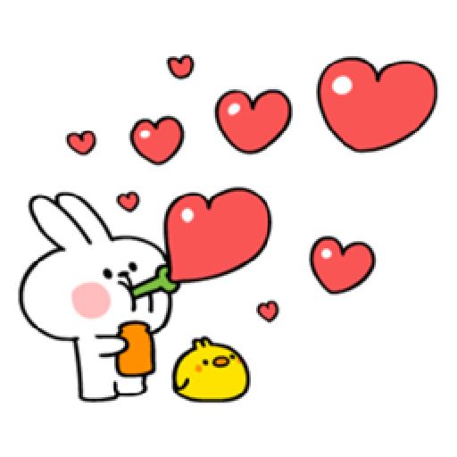 Spoiled Rabbit Heart 2 - Sticker 26