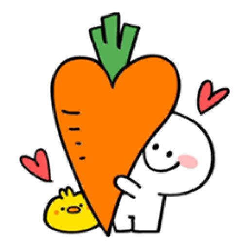 Spoiled Rabbit Heart 2 - Sticker 30