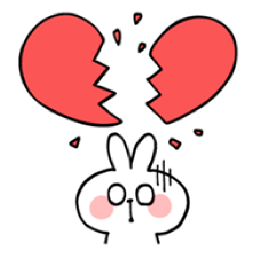 Spoiled Rabbit Heart 2 - Sticker 19