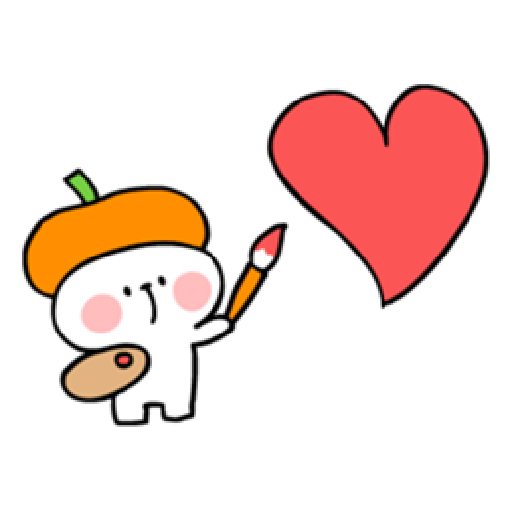 Spoiled Rabbit Heart 2 - Sticker 4