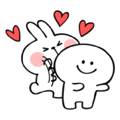Spoiled Rabbit Heart 2 - Sticker 5