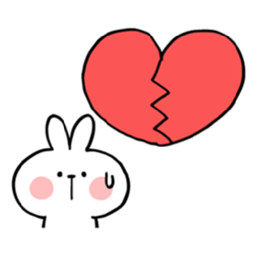 Spoiled Rabbit Heart 2 - Sticker 20