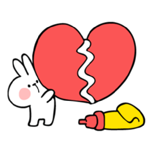 Spoiled Rabbit Heart 2 - Sticker 10