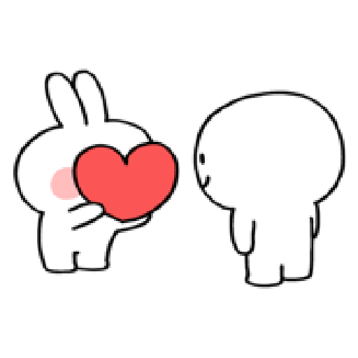 Spoiled Rabbit Heart 2 - Sticker 1