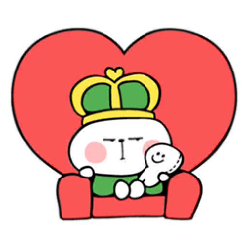 Spoiled Rabbit Heart 2 - Sticker 23