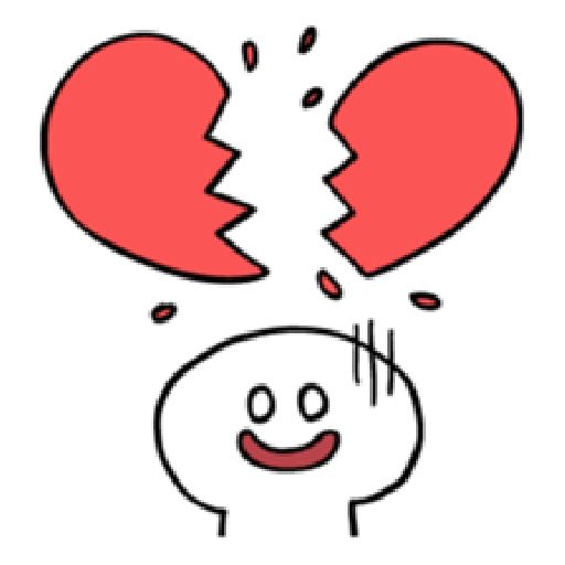 Spoiled Rabbit Heart 2 - Sticker 28