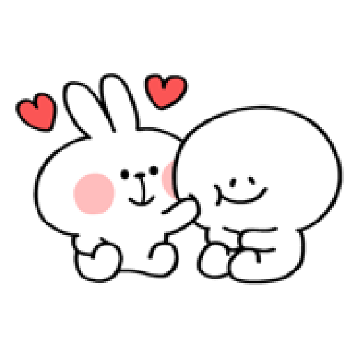 Spoiled Rabbit Heart 2 - Sticker 7