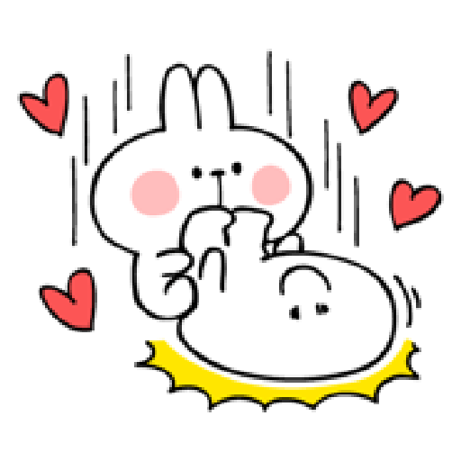 Spoiled Rabbit Heart 2 - Sticker 24
