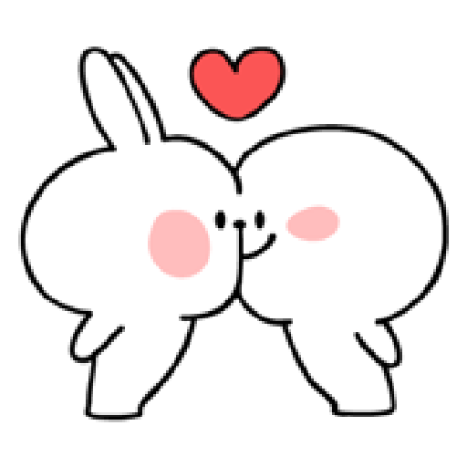 Spoiled Rabbit Heart 2 - Sticker 11