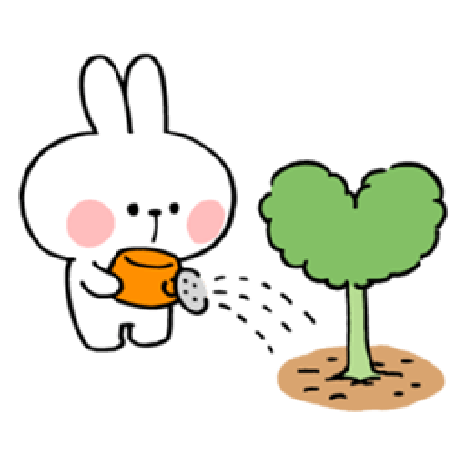 Spoiled Rabbit Heart 2 - Sticker 18