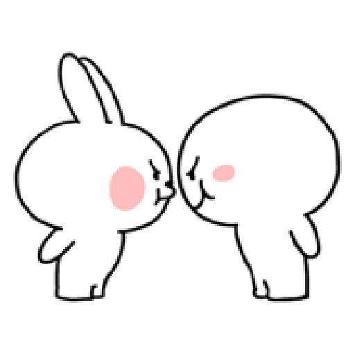 Spoiled Rabbit Heart 2 - Sticker 3
