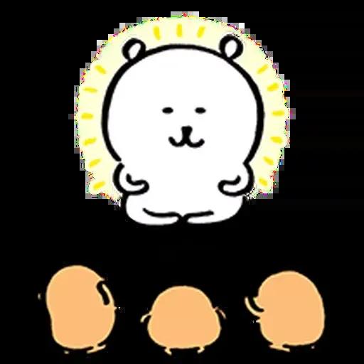 Joke bear 2 - Sticker 24