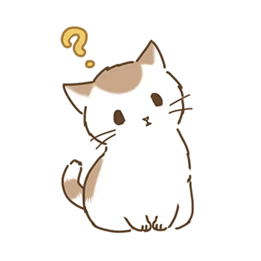 Ogawa Neko - Sticker 10