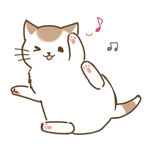 Ogawa Neko - Sticker 3