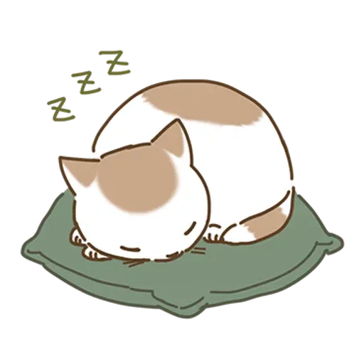 Ogawa Neko - Sticker 26