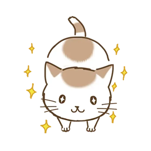 Ogawa Neko - Sticker 22