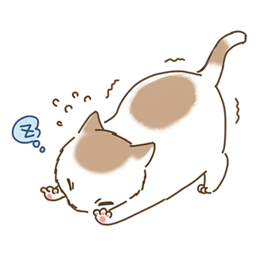 Ogawa Neko - Sticker 27