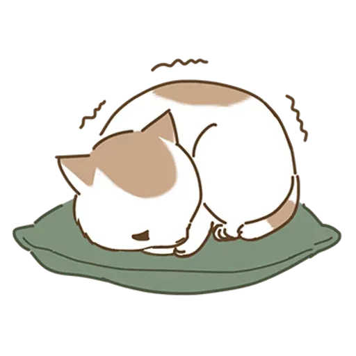 Ogawa Neko - Sticker 24