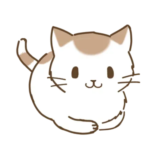 Ogawa Neko - Sticker 30