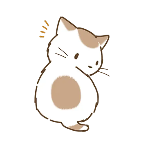Ogawa Neko - Sticker 4