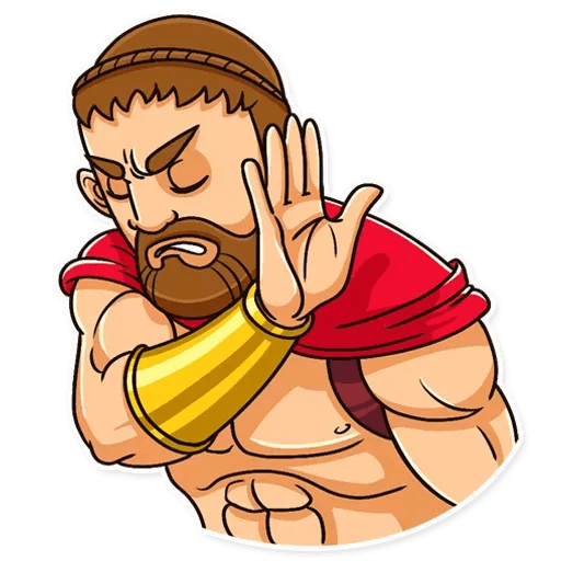 This is Sparta! - Sticker 17