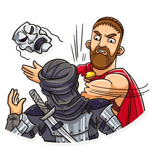 This is Sparta! - Sticker 25