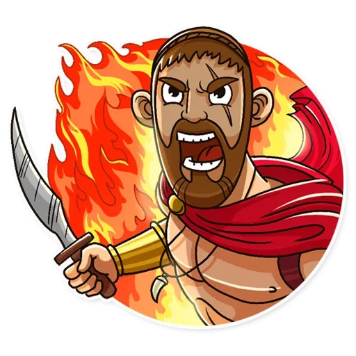 This is Sparta! - Sticker 11